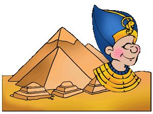 Ancient Egypt - Free Fun Clipart, Free Educational Games, More Free Stuff for Kids & Teachers