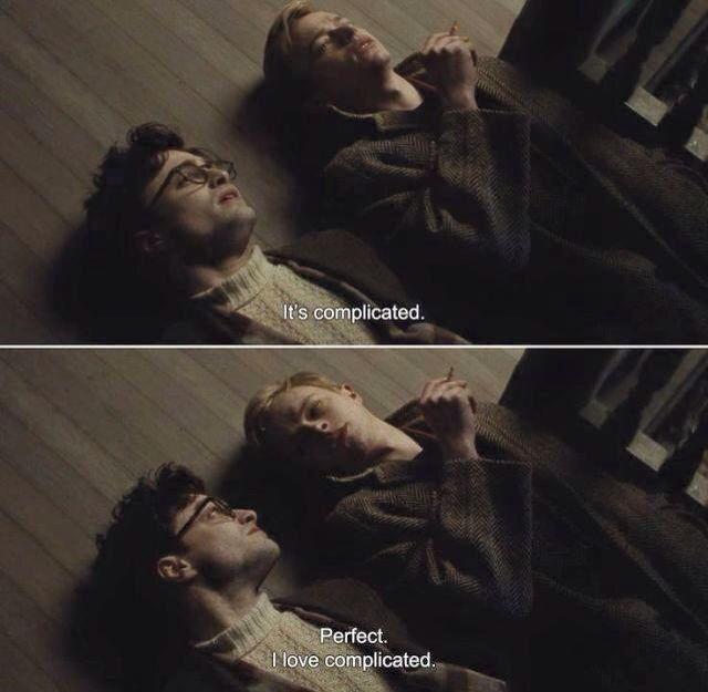 Daniel Radcliffe and Dane Dehaan (Kill Your Darlings)