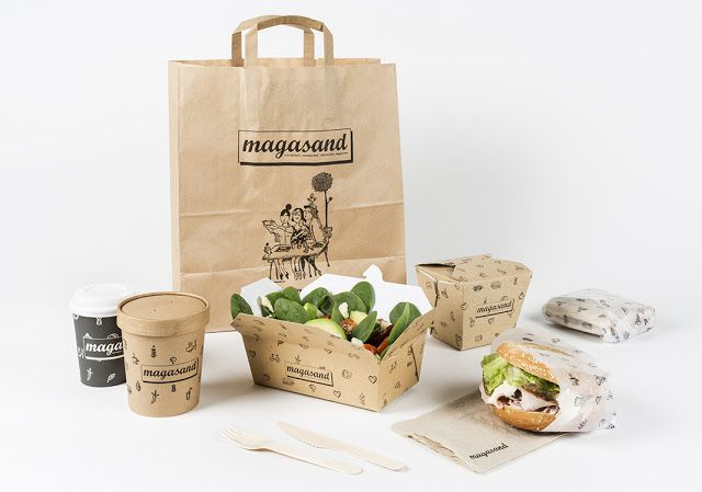 Magasand Healthy Food on Packaging of the World - Creative Package Design Gallery