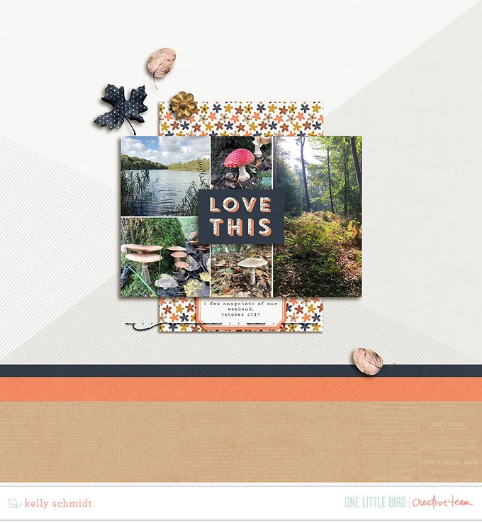 Birds of a Feather | October Any Product Edition | One Little Bird Designs