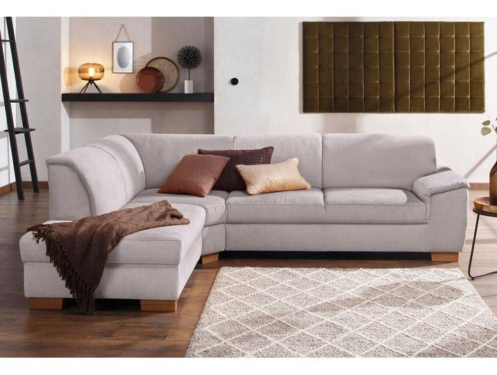 Home Affaire Eck Couch Bianca Grau Fsc Zertifiziert In 2020 Home Home Decor Couch