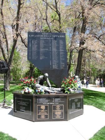 Carson City Deputy Carl Howell Killed in the Line of Duty - KTVN Channel 2 - Reno Tahoe News Weather, Video -