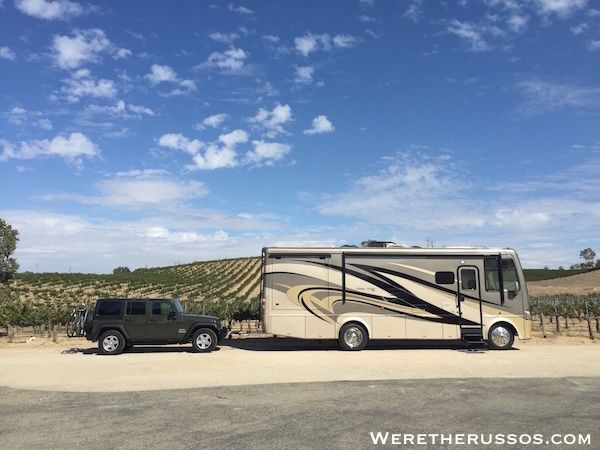 Thinking about towing a Jeep Wrangler Unlimited? Here's an RVer's review...