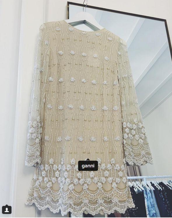 Ganni Martinez dress