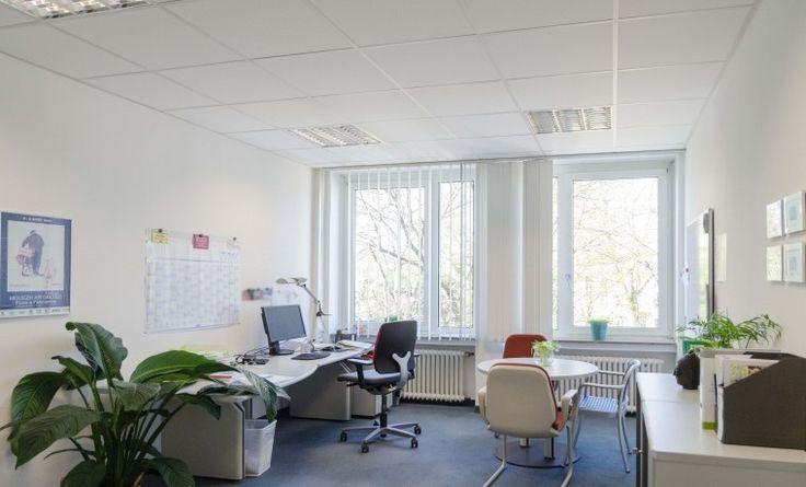 Top Büroräume in ausgezeichneter Lage #Büro, #Bürogemeinschaft, #Office, #Coworking, #Dusseldorf, #Düsseldorf