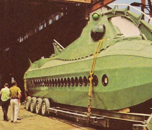 WDW Before Opening Day1971 - Imagineering Disney -