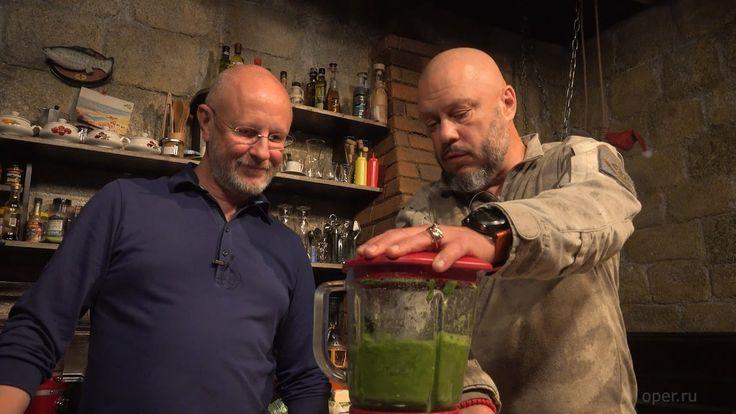 Каба40k: Андрей Кочергин готовит вкусный салат и питательный суп