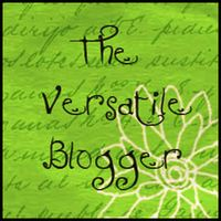 VersatileBloggerAward (I COuldn't Link You Enough, Seriously) / Its A Dome Life