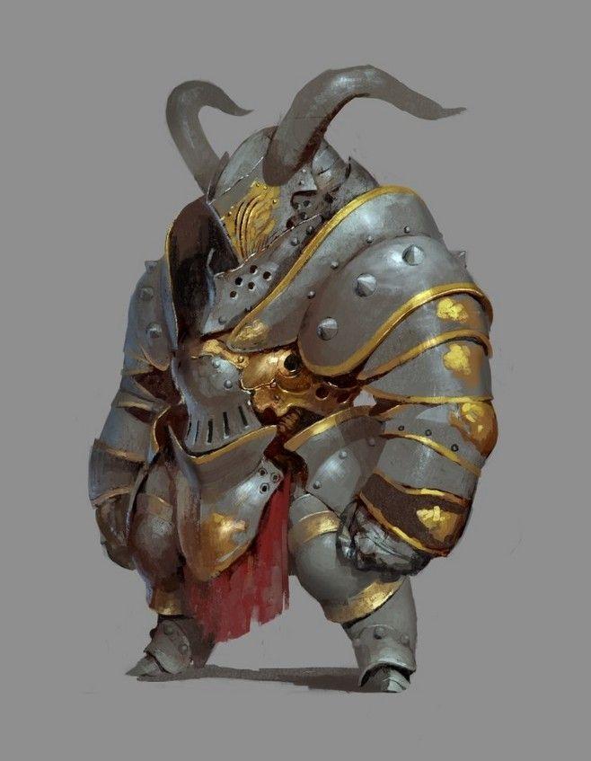 Chunky Knight