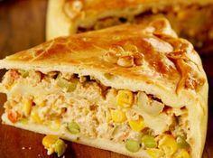 Aprenda a fazer Receita de Empadão de frango prático, Saiba como fazer a Receita de Empadão de frango prático, Show de Receitas