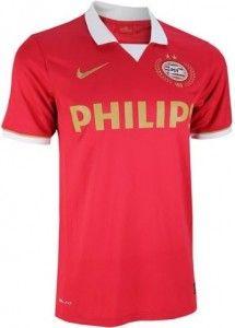 Camisa do centenário do PSV Eindhoven 2013/2014 - http://www.colecaodecamisas.com/camisa-psv-eindhoven/