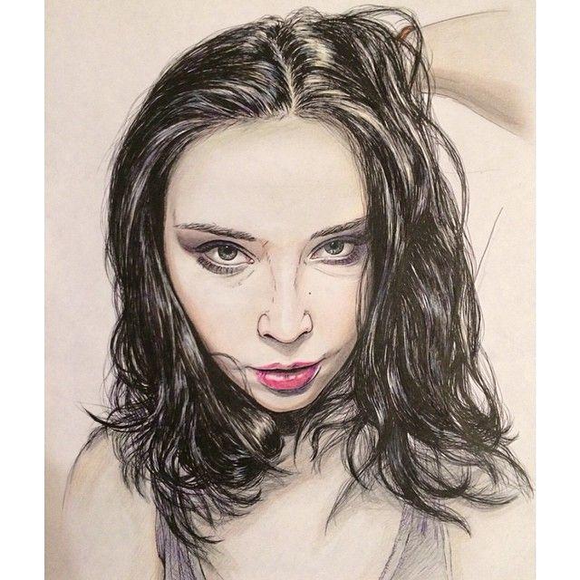 #selfportrait #drawyoums