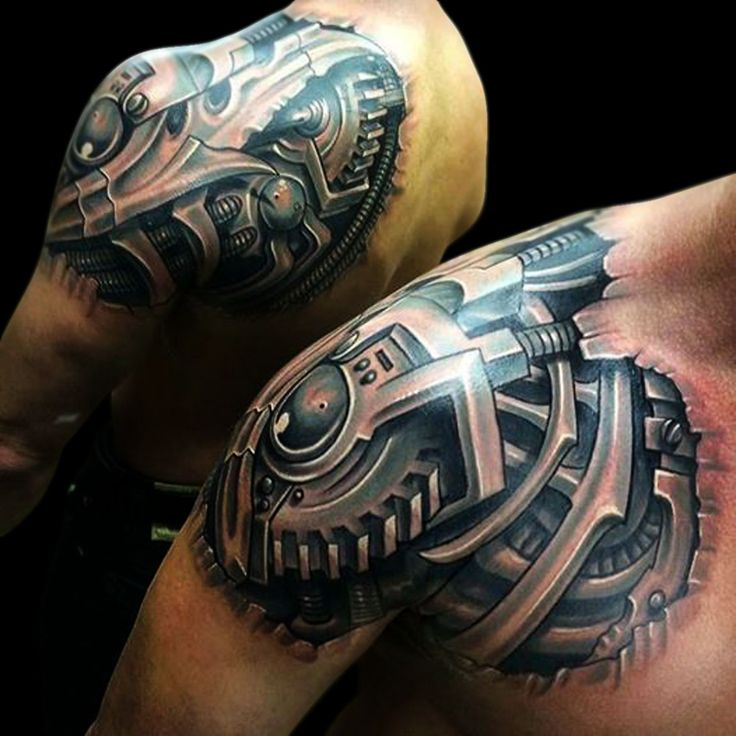 34 best biomechanical images on pinterest tattoo ideas 3d tattoos and legs. Black Bedroom Furniture Sets. Home Design Ideas