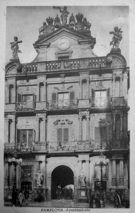 Ayuntamiento.Años 20-30.