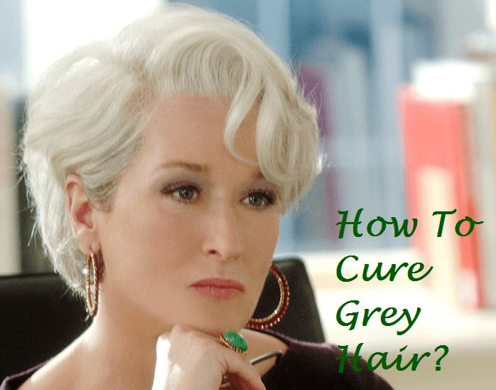 Best Home Remedy For Premature Grey Hair