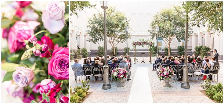 The Smith Center Wedding: Kelley and Constantine