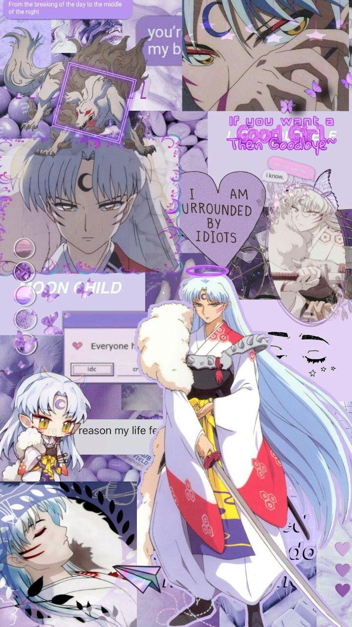 Sesshomaru Aesthetic Wallpaper Cute Anime Wallpaper Anime Wallpaper Romantic Anime