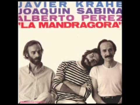 ▶ Nos Ocupamos Del Mar [Javier Krahe, Joaquín Sabina y Alberto Perez - La Mandragora] - YouTube