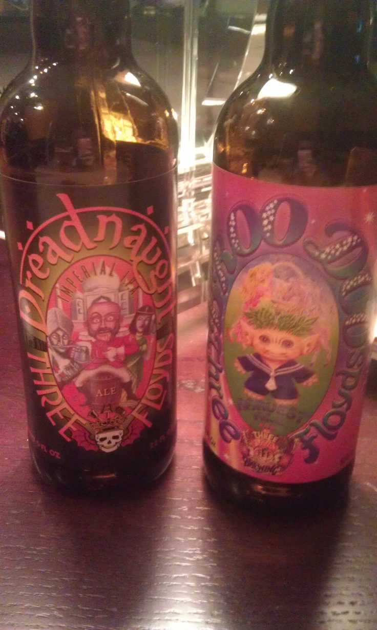 Picked These Up In Oxford Oh Yum 3floyds Dreadnaught Broodoo Beer Bottle Beer All Beer