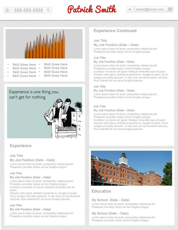 50 best Pimp your CV images on Pinterest Interview, Resume ideas - pimp my resume