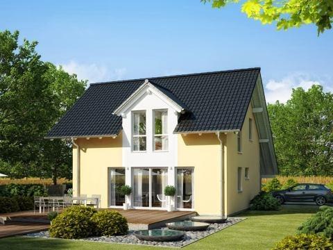 64 best Fertighäuser images on Pinterest Building homes, House - bien zenker haus