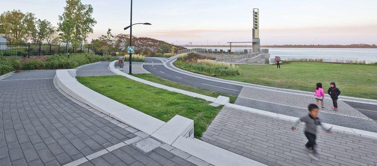 LEMAYMICHAUD | Design | Architecture | Park | landscape | Montreal |