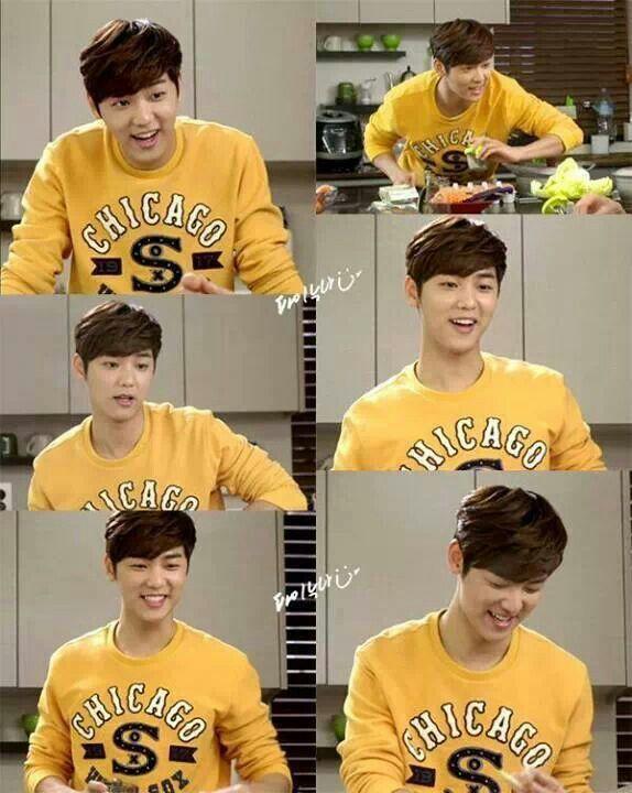 KANG MIN HYUK - I Love your smile :)