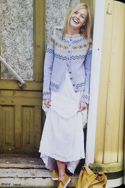 Ravelry: Slalåm/Senje kofte pattern by Lene Holme Samsøe og Liv Sandvik Jakobsen