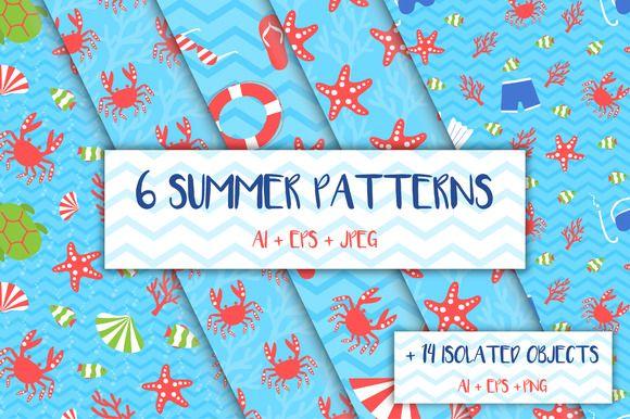 Summer patterns - Patterns