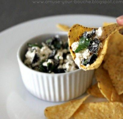 Feta & Black Olive Dip