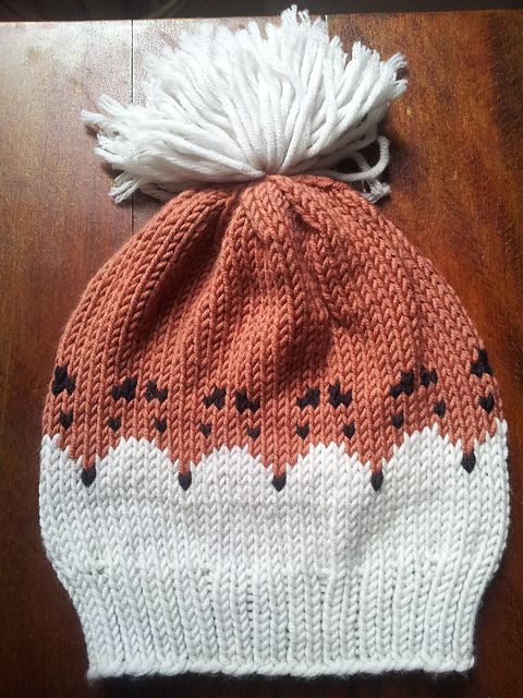 25+ best ideas about Fox Hat on Pinterest Baby hat patterns, Fall crochet h...