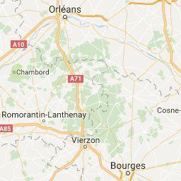 Circuits pédestres balisés à Chambord - Activités de loisirs - Activités - Les offres - Ma rando à vélo