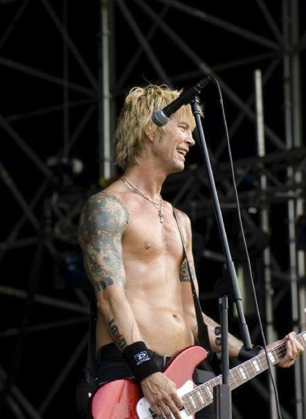 Duff McKagan - Beautiful Smile!