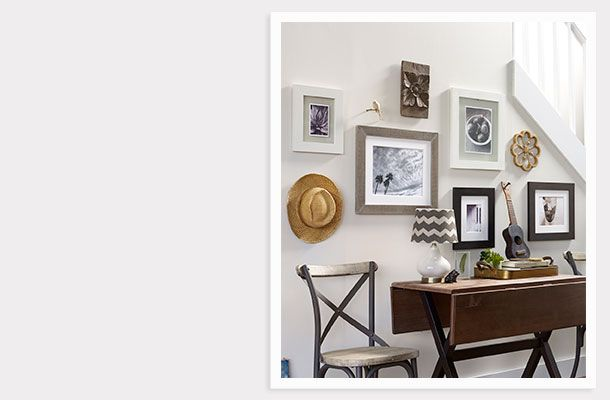 Wall Decor Ideas Target : Images about gallery wall on ideas photo displays and entryway