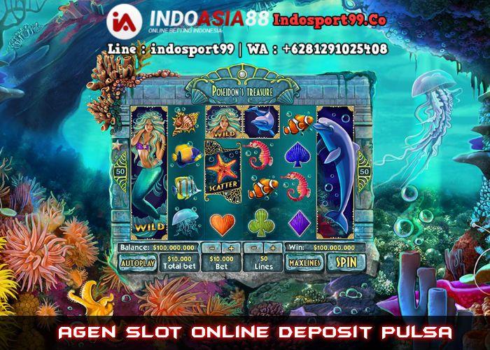 Agen Slot Online Deposit Pulsa Indonesia Joker