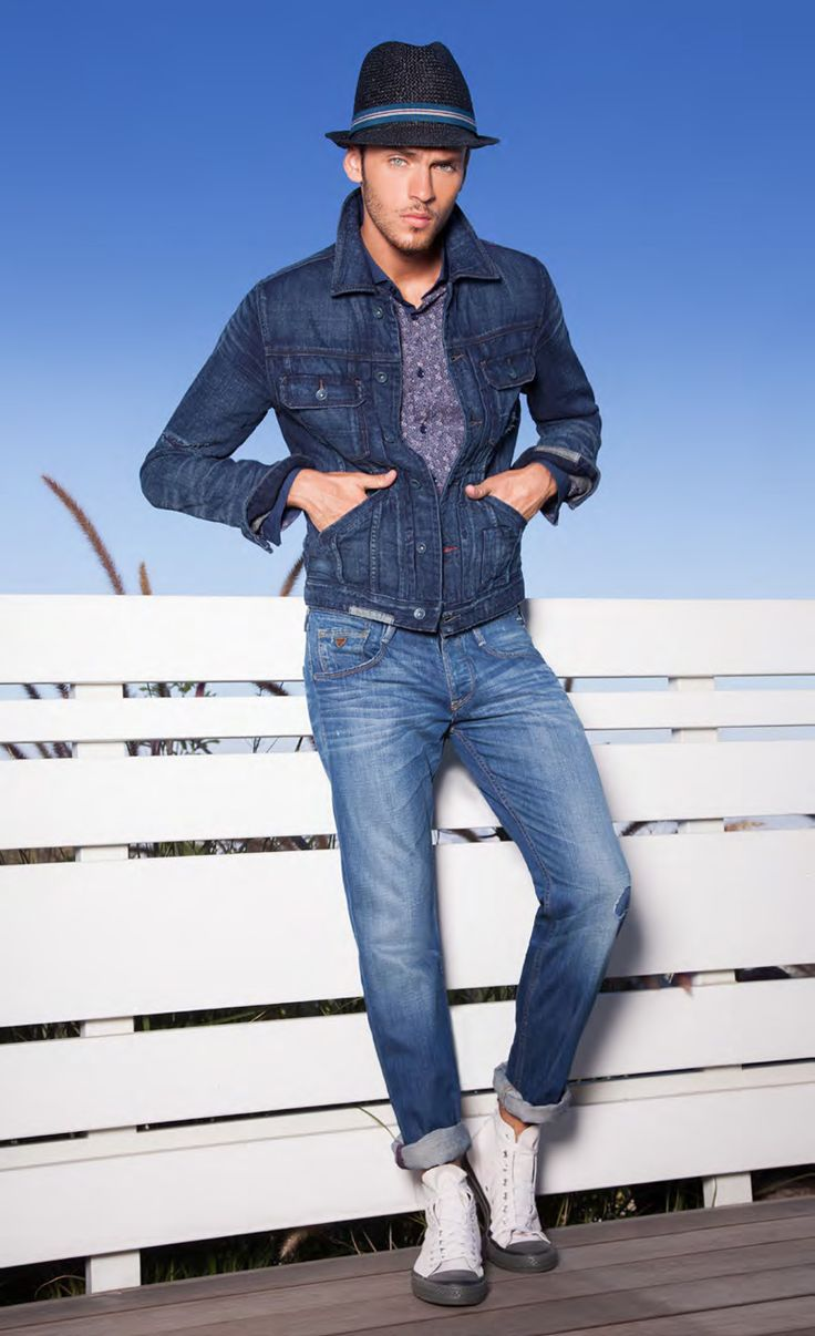 Silviu Tolu Heads to LA for Guess Spring/Summer 2013