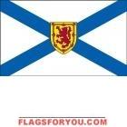 3' x 5' Nova Scotia High Wind, US Made Flag