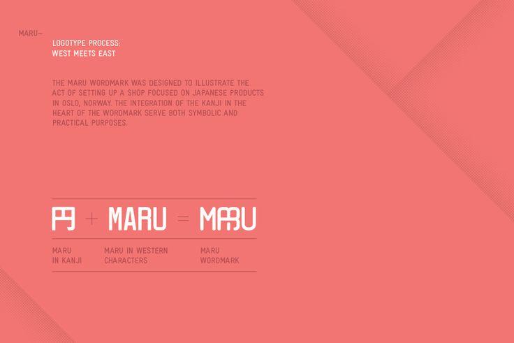Lundgren+Lindqvist - Maru - Logo Process