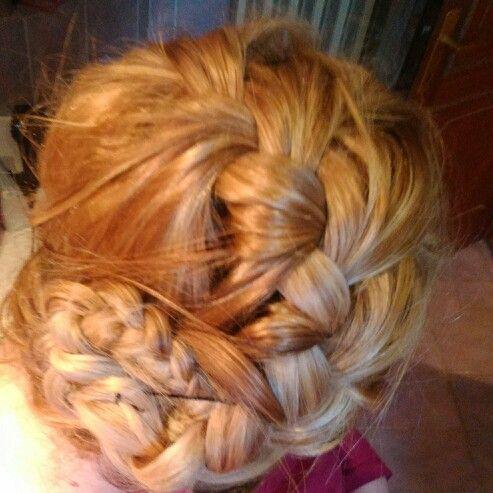 Braid #hair #braid #blonde