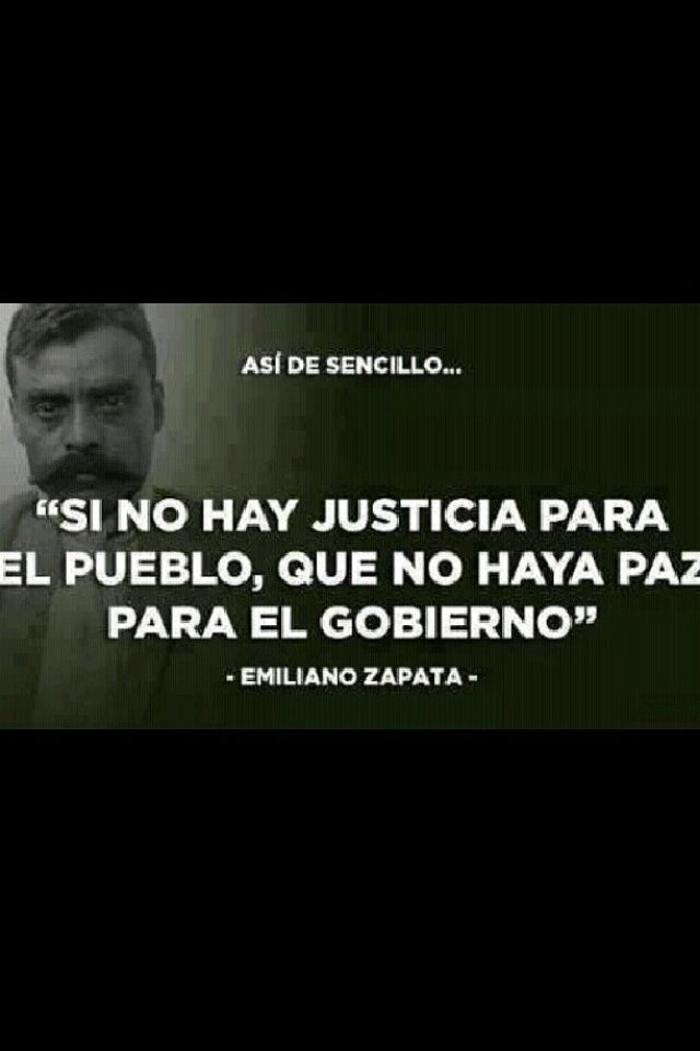 Emiliano Zapata Quotes 40 Best Emiliano Zapata Images On Pinterest  Mexican Revolution