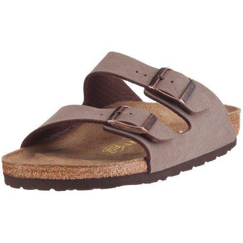 Birkenstock Arizona Birkibuc Two Strap Sandal