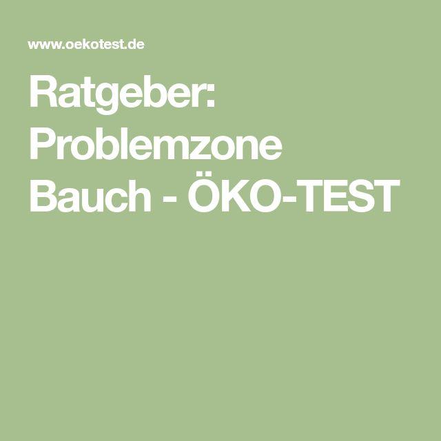 Ratgeber: Problemzone Bauch - ÖKO-TEST