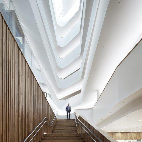 Næringsbygg Jonsvollkvartalet - Arkitektgruppen Cubus