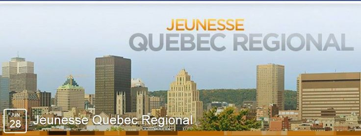 Join our Team in Montreal Quebec no boundaries are Team Leader is there also.. Ask us how at #Agelessyouth2015 the more the merrier :)