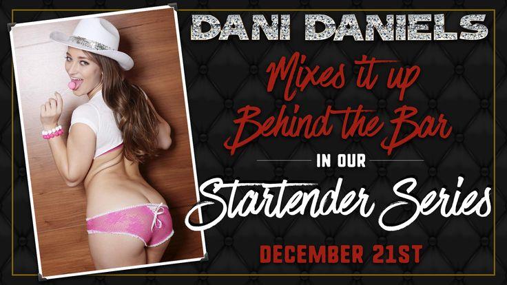 Dani Daniels performs at Archibalds Gentlemens Strip Club in Washington DC