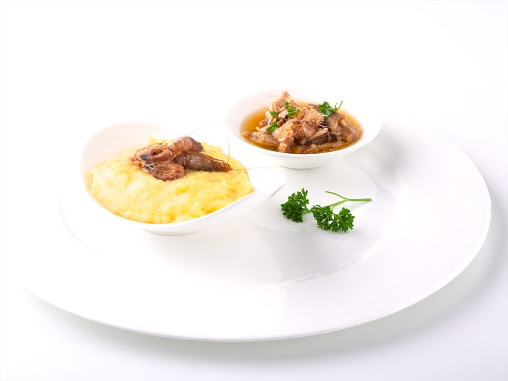 Cooking Polenta with the My Electrolux app!