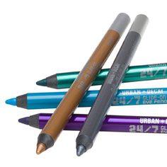 Love this eyelinerEye Pencil, Glide On Eye, Decay Eyeliner, Urban Decay, 247 Eyeliner, Eyeliner Pencil, 247 Glideon, Eye Liner, Decay 247
