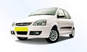 Tata Indica car on rent. Hire cab Tata Indica from Delhi to Chandigarh. Hire car Tata Indica and taxi services from Delhi to Chandigarh.