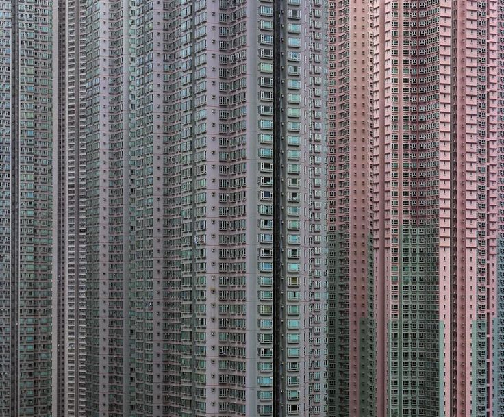 "Photographs by Michael Wolf. ""An architecture of density"" http://butdoesitfloat.com/An-architecture-of-density"