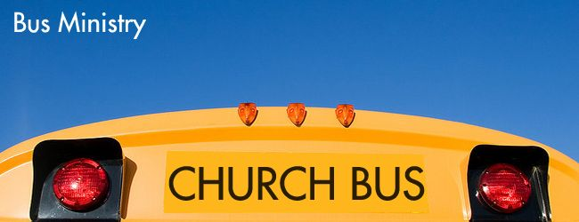 Church Bus News - 25 Tips For Bus Workers
